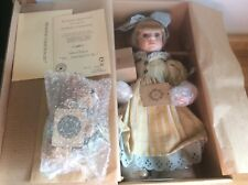 4915 Boyd's Yesterday's Child Collection Doll Erin Lemonade For Two LTD Edition