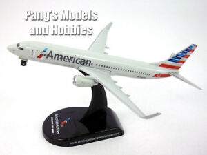 Boeing 737-800 (737) American 1/300 Scale Diecast Model by Daron