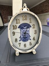 Phi Beta Sigma Shield Clock