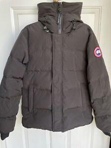 Canada Goose MacMillan Parka - Men's - Medium / Black, Brand New With Tags NWT
