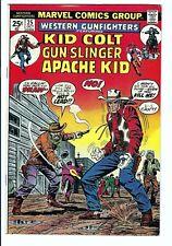 Western Gunfighters #25 VF-NM Marvel Bronze Age Western