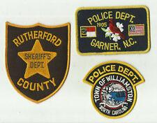 "North Carolina Police Sheriff NOVELTY License Plate 5 0 /""Book em/"" Danno"