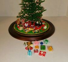 For Beaded Mini Christmas Tree Miniature Presents/Gift boxes Set of 12