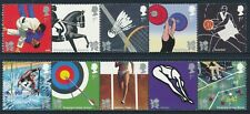 2009 GB OLYMPIC GAMES LONDON (1st SERIES) SET OF 10 FINE MINT MNH SG2981-SG2990