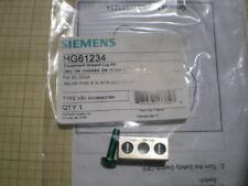 Siemens HG61234 Equipment Ground Lug Kit for 30-200