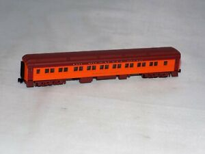 Z Scale American Z Line 71431-1 PLEASANT VALLEY 28-1 Milwaukee Road Parlor