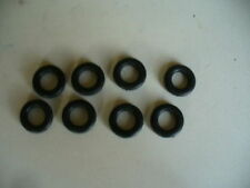Replacement Minic / Triang / Britains tyres pack of 8 by  K & R Replicas