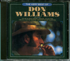 "DON WILLIAMS ""Very Best of"" CD inkl. You're my best friend, Lay down beside me"