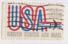 (UST-273) 1968 USA 20c USA air Mail (F)