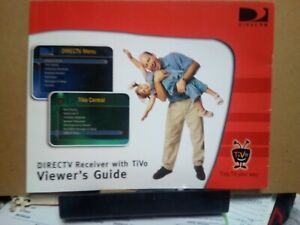 DIRECTV RECEIVER WITH TIVO VIEWER'S GUIDE (ONLY GUIDE) 2000
