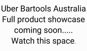Uber Bartools Australia. Coming soon