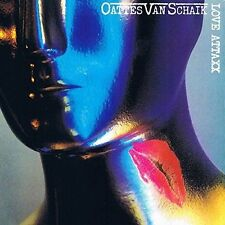 OATTES VAN SCHAIK - LOVE ATTAXX 2016 JAPANESE REMASTERED CD 1985 ALBUM !