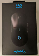 Logitech G Pro Wireless Gaming Mouse Used Click Issue Tiger Arc Feet