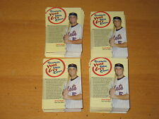 2008 Topps of the Class #NNO David Wright    190 Card Lot