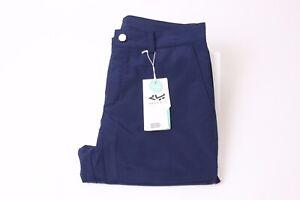 Rohnisch Ladies Warm Pants - UK 8 - Blue
