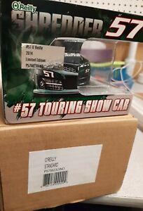 RARE 1:24 O'Reilly Auto Parts #57 SHREDDER MANAGERS CONFERENCE PROMO  NASCAR