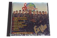 En Vivo [1999] by Sonora Santanera (CD, May-1999, Universal Music Latino)