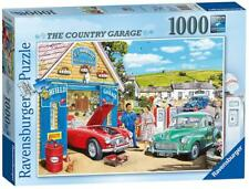 Ravensburger 19826 High Quality The Country Garage 1000 Pieces Jigsaw Puzzle