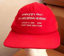 4TH KIELBASA KLASSIC trucker cap 1991 vtg Polish snapback hat Stanley's Market