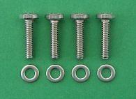 FORD CROSSFLOW rocker cover st.steel hex head bolt kit - L