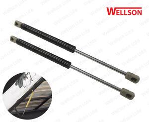 2 x High Performance Clip-On Ottoman Gas Struts (340mm Length)