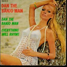 14886 - DAN THE BANJO MAN - EVERYTHING WILL RHYME