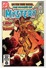 Dc The House Of Mystery #293 - Kaluta Cover - Vf June 1981 Vintage Comic
