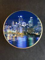 Vintage City of Pittsburgh Pennsylvania Tin