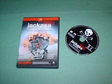Jackass: The Movie (DVD, 2003, Widescreen)