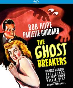 GHOST BREAKERS (1940)-GHOST BREAKERS (1940) (US IMPORT) Blu-Ray NEW