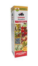 Fertilizzante Concime Nutritivo biologico per piante da orto CIFO Copper 200ml