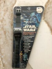 Vintage 1977 Star Wars LED microelectronic digital watch by Texas Instruments