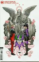 "DC Comics Harley Quinn #75 Frank Cho Variant NM ""Final Issue""  Joker War"