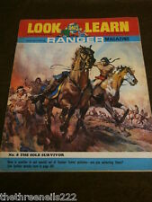 LOOK and LEARN # 257 - THE SOLE SURVIVOR - DEC 17 1966