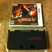 Resident Evil The Mercenaries 3DS W Limited Case #1000