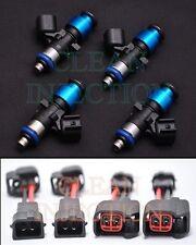 Honda Civic Acura RSX K20 K24 R18 550cc Bosch Fuel Injectors