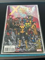 X-MEN PRIME #1 ADRIAN SYAF COVER MARVEL COMICS 2017
