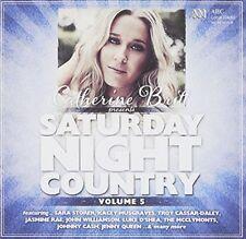Catherine Britt: Saturday Night, Vol. 5 by Various Artists (CD, Mar-2015) NEW