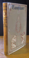TANNHAUSER (1911) DRAMATIC POEM BY RICHARD WAGNER, WILLY POGANY, BRENTANO'S 1ST