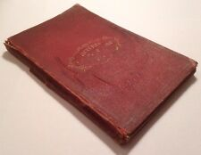 Pictures And Songs For Children, Antique c1862, Illustrated Hardback Book