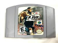 NBA Live 2000 - Nintendo 64 N64 Game Tested + Working & Authentic
