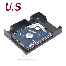 """2.5"""" SSD to 3.5"""" 661914-001 SAS/SATA Tray Caddy Adapter for HP G8/G9 651314-001"""