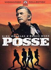 Posse (DVD, 2004) w/Kirk Douglas Bruce Dern