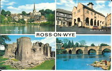 Herefordshire: Ross-On-Wye - Multiview  - Unposted c.1970's