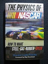 The Physics of NASCAR: How to Make Steel + Gas + Rubber = Speed [Feb 14, 2008]..