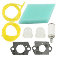 Air filter kit for Weed Eater FL20 FL23 FL26 XT260 SST25C Gas Trimmer