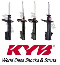 Set of 4 Shocks/Struts 2 Front 2 Rear KYB Excel-G For Toyota Solara Avalon Lexus