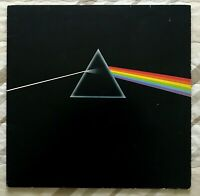 PINK FLOYD THE DARK SIDE OF THE MOON 4 Posters stikers 1973 UK perfect SHVL 804