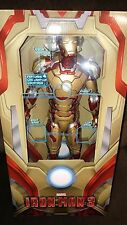 THE AVENGERS MARK 42 XLII IRON MAN 3 1/4 SCALE 18 INCH MOVIE ACTION FIGURE NECA