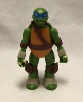 Teenage Mutant Ninja Turtles TMNT Battle Shell Leonardo Action Figure 2013